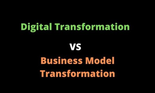 All You Need To Know About Digital Transformation Vs Business Model Transformation